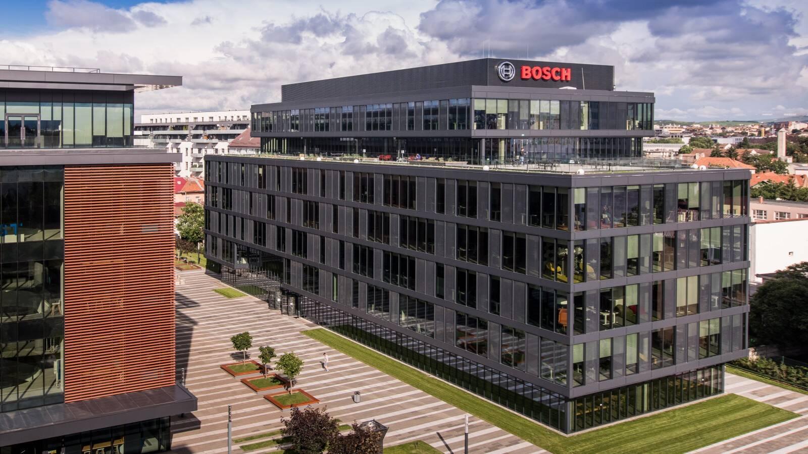 Bosch Engineering Center Cluj